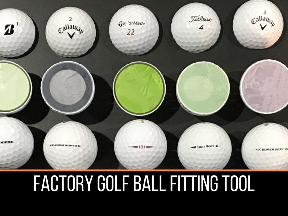 Factory Golf Ball Fitting in Metro Detroit, Westland, Canton