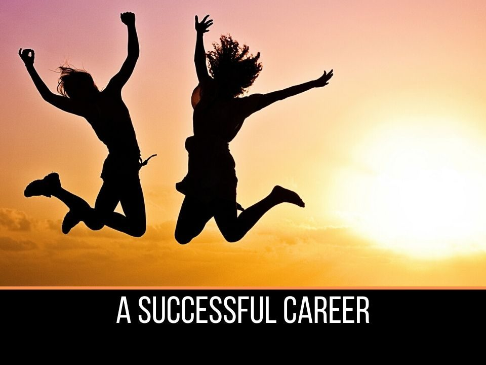 how to have a successful career